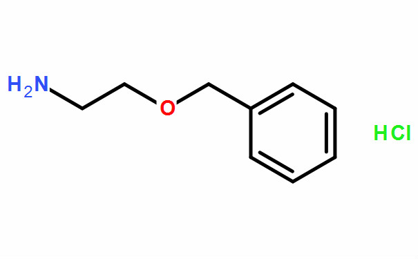 2-苄氧乙胺盐酸盐(CAS No.:10578-75-3)