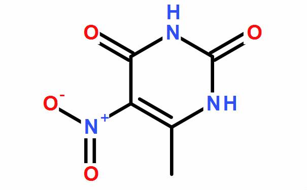 5-硝基-6-甲基-脲嘧啶(CAS No.:16632-21-6)
