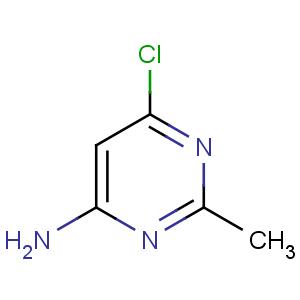 2-甲基-4-氨基-6-氯嘧啶(CAS No.:1749-68-4)