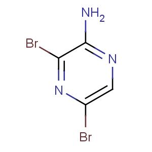 2-氨基-3,5-二溴吡嗪(CAS No.:24241-18-7)