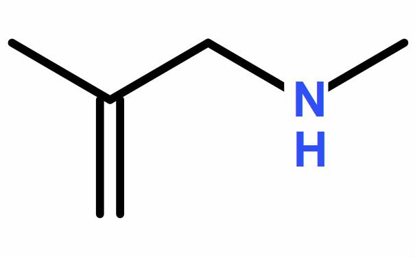 N-甲基-2-甲基烯丙基胺(CAS No.:2555-03-5)