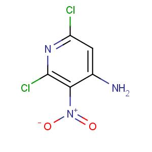 2,6-二氯-4-氨基-3-硝基吡啶(CAS No.:2897-43-0)