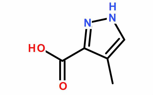 4-甲基吡唑-3-羧酸